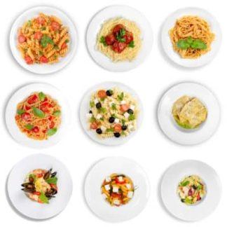 Gourmandises salées italiennes
